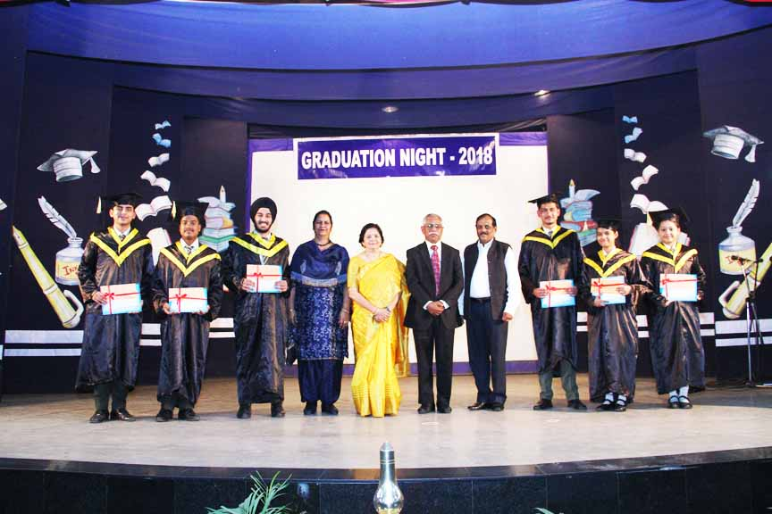 Graduation Ceremony of 2018