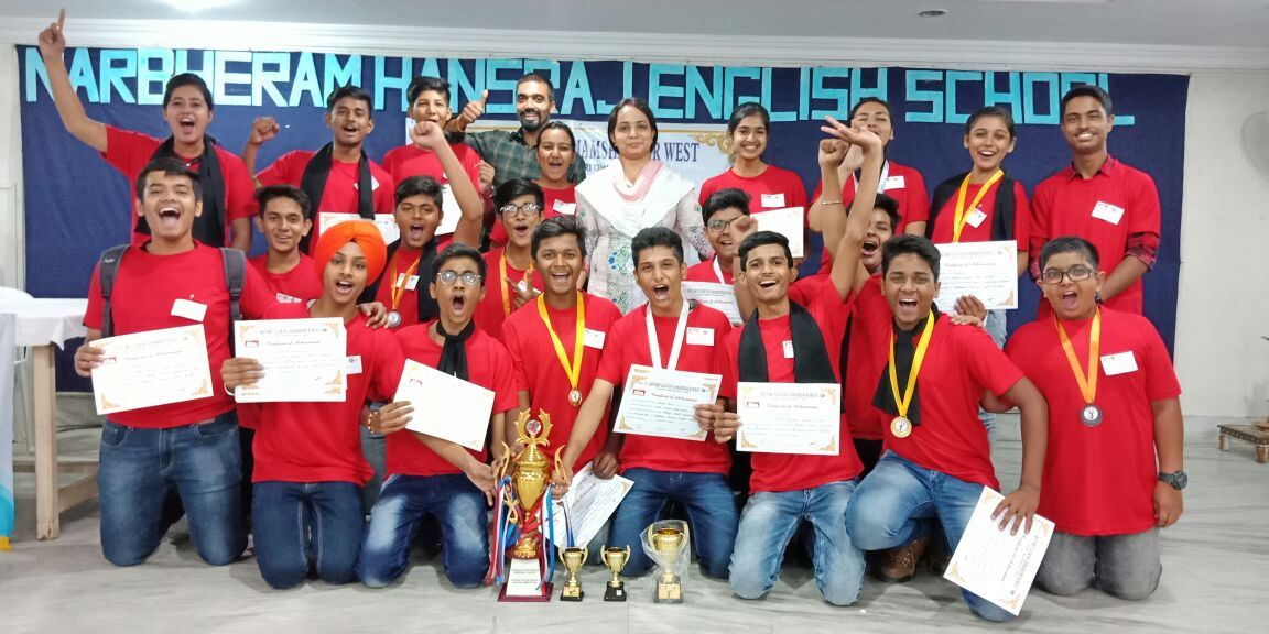 KSMS Declared as winner of RYLA