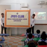 Jyoti Club of Kerala Samajam Model School organises  a Documentary named
