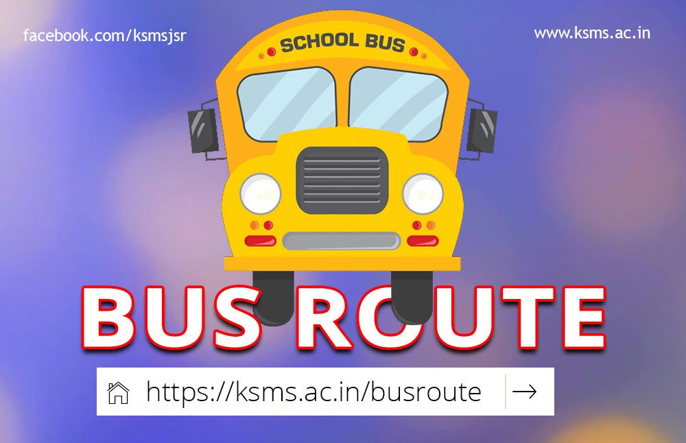 Kerala Samajam Model School - Bus Route