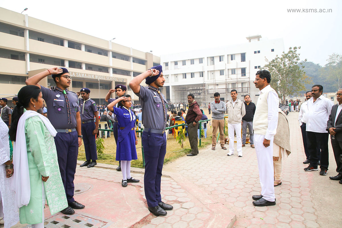 Republic Day Celebrations - 2019