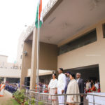 70th Republic Day 2019 the flag hoisting ceremony - 2019