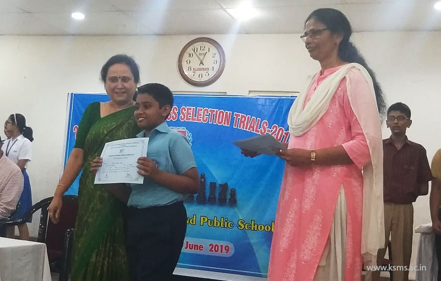 CISCE Zonal Chess Competition 2019