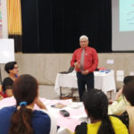Teachers' Training on Designing Active Lessons - By Mr. Leslie Francis D'Gama