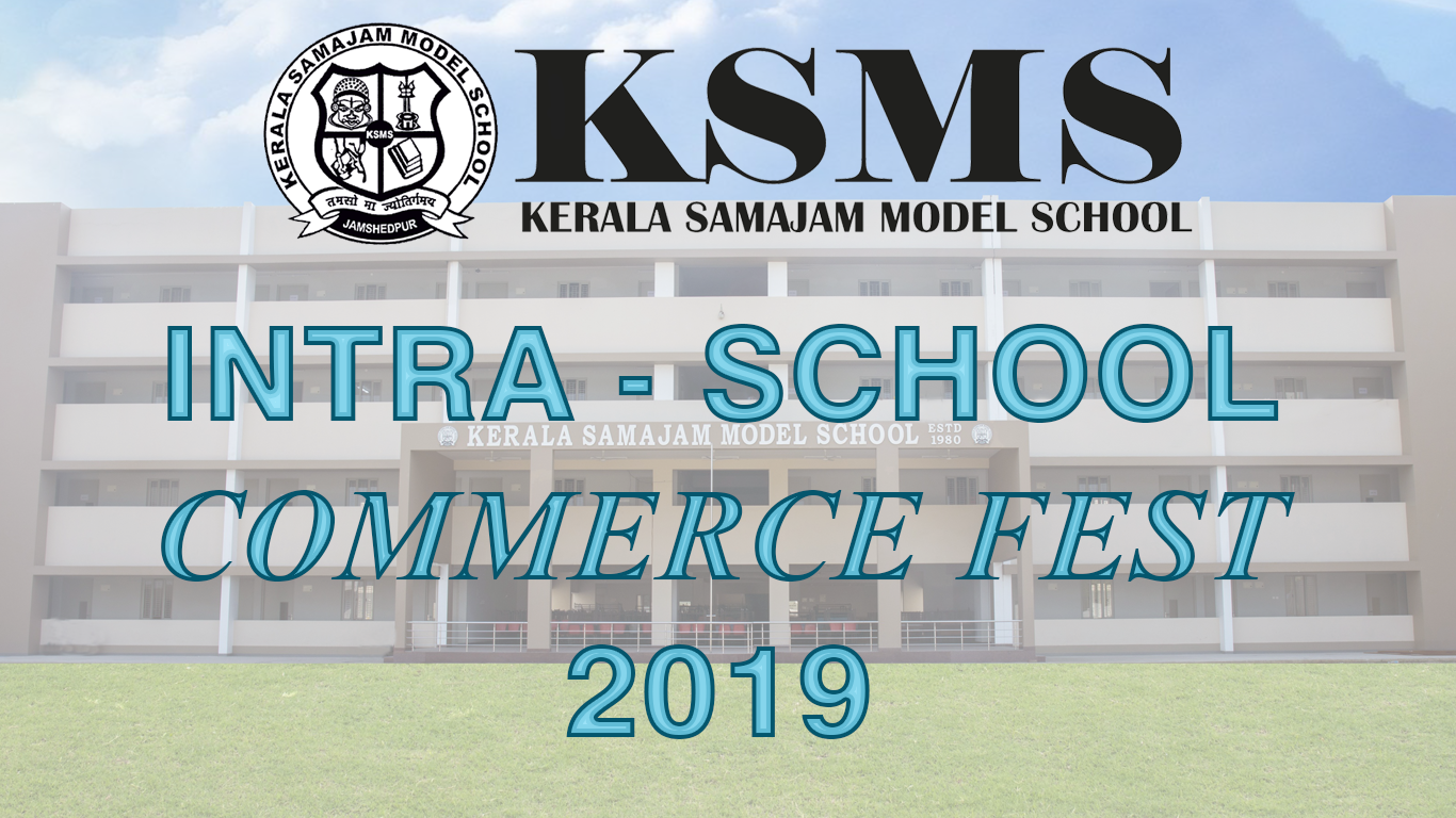 Intra-School COMMERCE FEST 2019