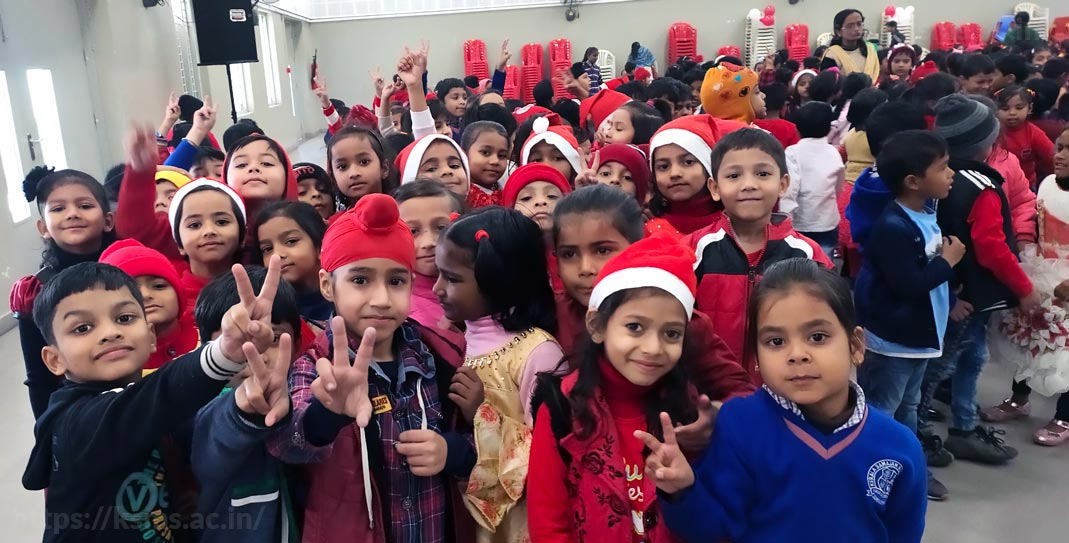 Christmas Celebration by Little Ones