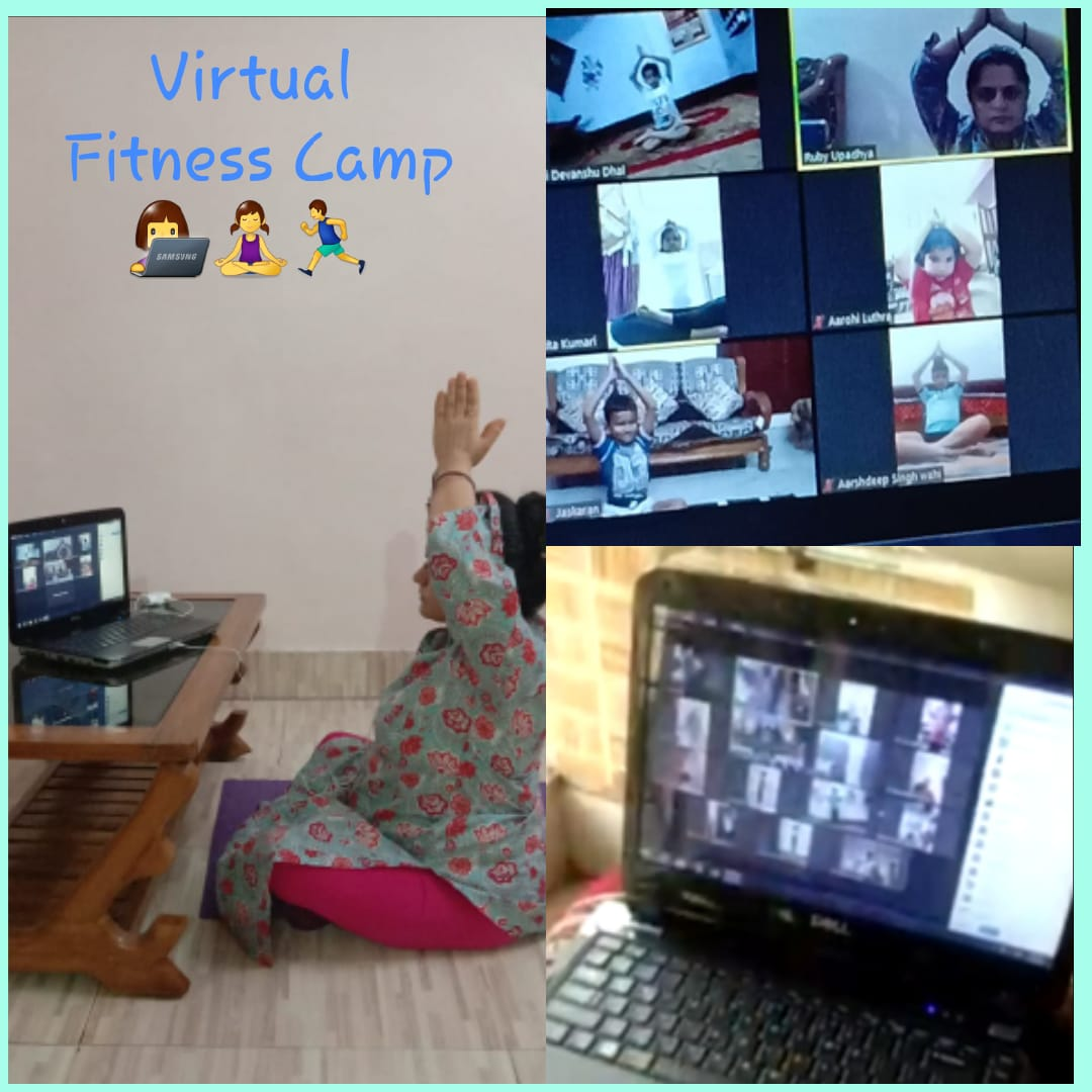 Virtual Fitness Camp | World Athletics Day